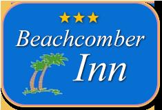 logo for the Beachcomber Inn
